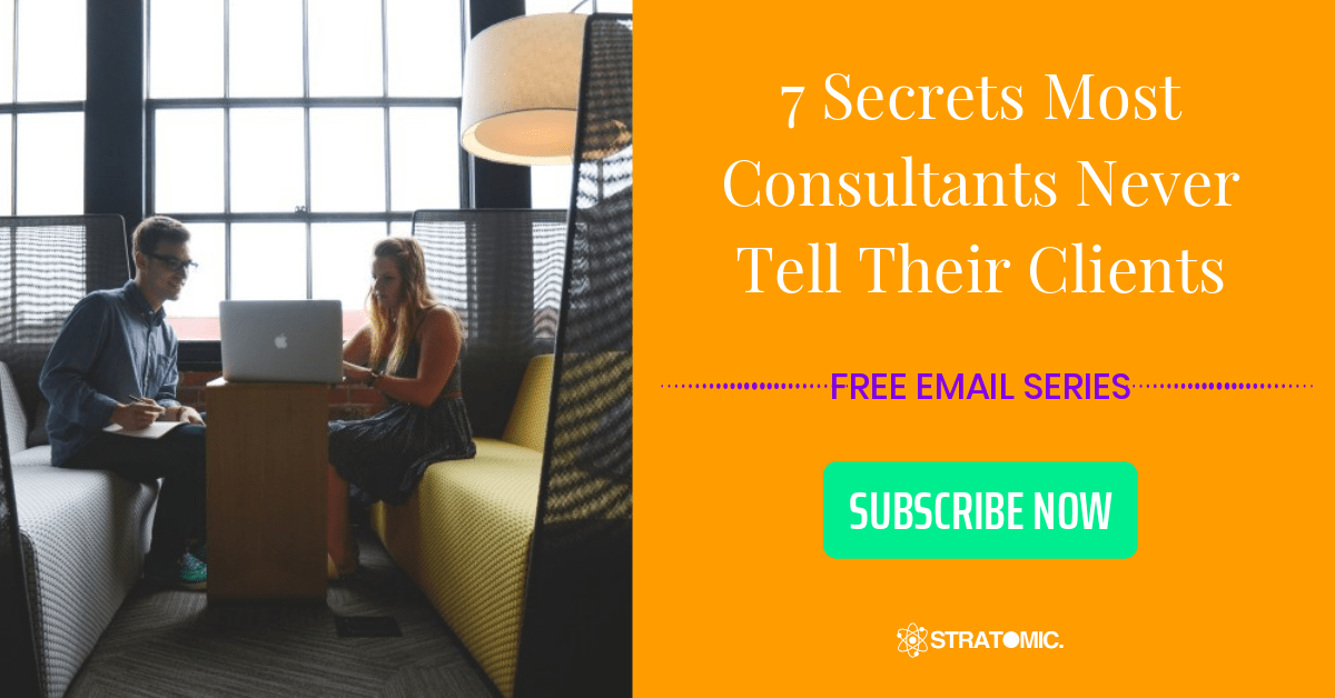 7 Start-up Secrets Email Series