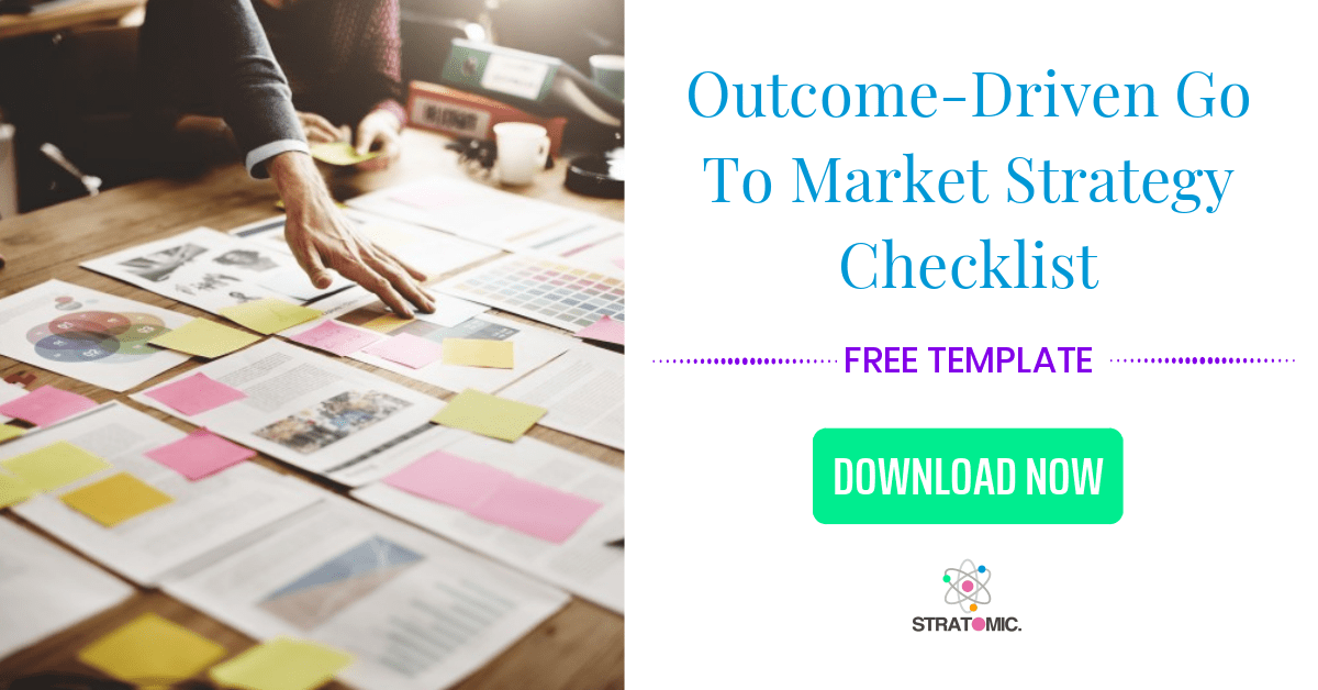 GTM Strategy Checklist CTA