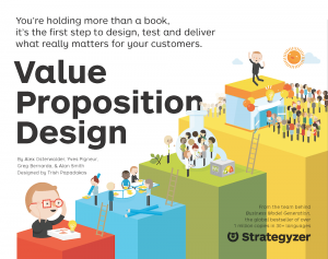 value-proposition design book cover