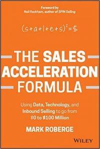 sales-acceleration formula